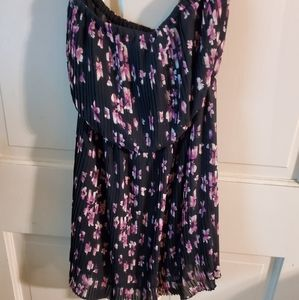 Xai Strapless Dress. Size S/P.